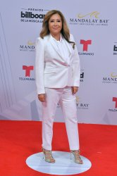 Jessica Maldonado attends the Billboard Latin Music Awards in Las Vegas