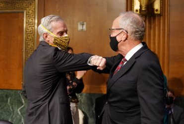 VA Secretary Nominee Denis McDonough Confirmation Hearing on Capitol Hill