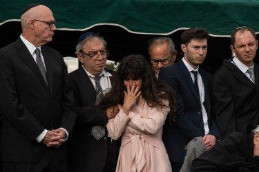 Funeral Service for Chabad of Poway victim Lori Gilbert Kaye