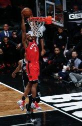 Brooklyn Nets play Toronto Raptors at Barclays Center