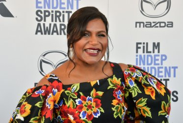 Mindy Kaling attends the Film Independent Spirit Awards in Santa Monica
