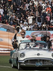 San Francisco Giants Manager Bruce Bochy retires