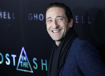 Adrien Brody  at Ghost In The Shell New York premiere