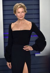 Renee Zellweger attends Vanity Fair Oscar Party 2019
