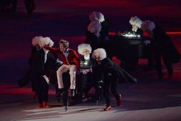 Closing Ceremony for the Sochi 2014 Winter Olympics