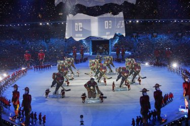 2010 Vancouver Winter Olympics ends with Closing Ceremony