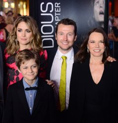 """""""Insidious: Chapter 2"""" premieres in Universal City, California"""