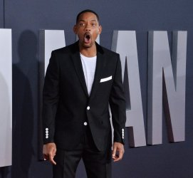 "Will Smith attends ""Gemini Man"" premiere in Los Angeles"
