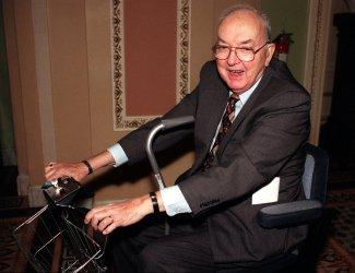 Sen. Jesse Helms dies in Raleigh, North Carolina