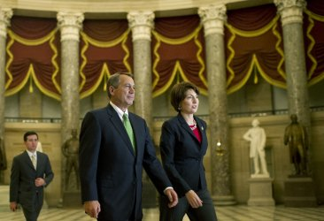 The House Passes a Fiscal Cliff Deal in Washington