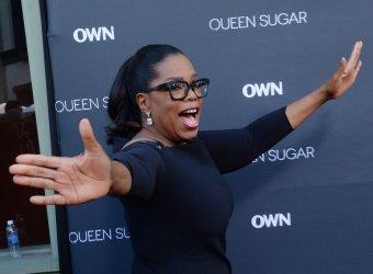 """Oprah Winfrey attends OWN's """"Queen Sugar"""" premiere in Burbank, California"""