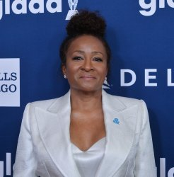 Wanda Sykes attends the 29th annual GLAAD Media Awards in Beverly Hills, California