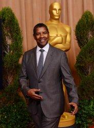 Denzel Washington attends Oscar nominees luncheon in Beverly Hills