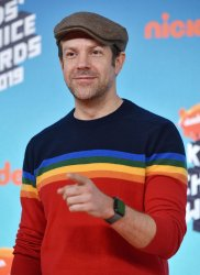 Jason Sudeikis attends Kids' Choice Awards 2019