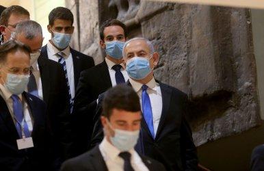 Israeli Knesset Swearin-in Ceremony in Jerusalem
