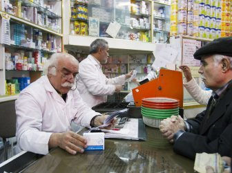 Sanctions push up prices in Iran