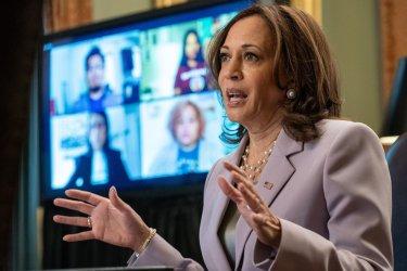 VP Kamala Harris Holds a Conversation with DACA Recipients