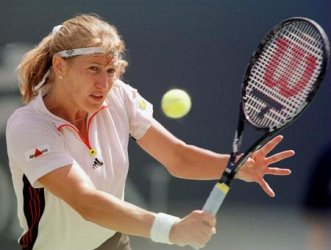 U.S. OPEN 98--Steffi Graff wins 1st round action