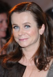 "Emily Watson attends the premiere of ""War Horse"" in London"