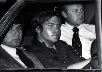 John Hinckley Jr. the man convicted of trying to kill the president