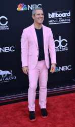 Andy Cohen arrives at the 2018 Billboard Music Awards in Las Vegas, Nevada