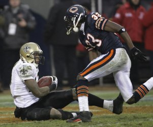 NFC CHAMPIONSHIP NEW ORLEANS SAINTS VS CHICAGO BEARS