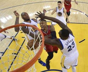 Portland Trail Blazers at Golden State Warriors