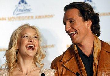 Matthew McConaughey admits to using hair regenerative process