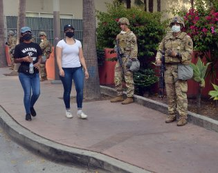 National Guard Deployed in All of Los Angeles County