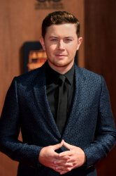Singer Scotty McCreery attends the American Country Countdown Awards in Inglewood, Calif.