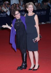 Cholodenko and Bening arrive at American Film Festival in Deauville
