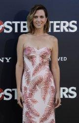 "Kristen Wiig attends the ""Ghostbusters"" premiere in Los Angeles"