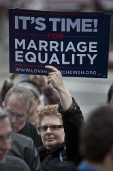 Ninth Circuit Court of Appeals rules California's ban on same-sex marriage unconstitutional in San Francisco