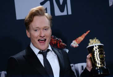 2014 MTV Movie Awards held in Los Angeles