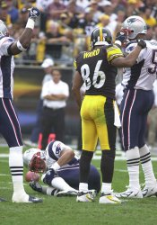 PITTSBURGH STEELERS VS. NEW ENGLAND PATROITS