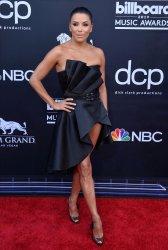 Eva Longoria attends the 2019 Billboard Music Awards in Las Vegas