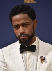 Lakeith Stanfield attends the 70th annual Primetime Emmy Awards in Los Angeles
