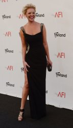 Katherine Heigl arrives for AFI tribute to Shirley MacLaine in Culver City, California