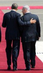 U.S. President Barack Obama Arrives In Israel