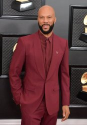 Common arrives for the 62nd annual Grammy Awards in Los Angeles