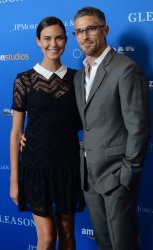 """Kimi Culpand Dave Annable attend the """"Gleason"""" premiere in Los Angeles"""