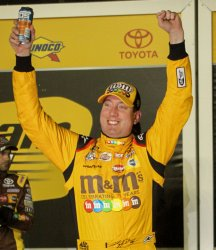 Kyle Busch Wins Second Can Am Qualifying Race at Daytona