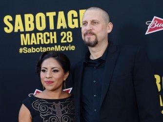 """""""Sabotage"""" premiere held in Los Angeles"""