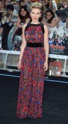 """Avengers Age Of Ultron"" premiere in London"