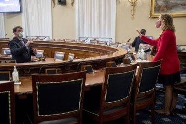 VA Secretary Wilke Testifies on Capitol Hill About the Coronavirus Reponse