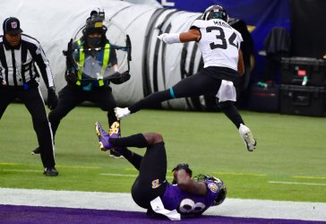 Baltimore Ravens vs. Jacksonville Jaguars in Baltimore