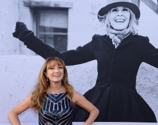 Jane Seymour arrives for AFI's Life Achievement tribute gala in Los Angeles