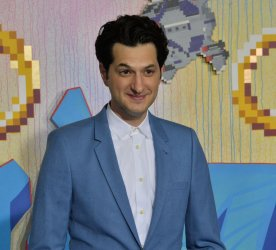 "Ben Schwartz attends a screening of ""Sonic the Hedgehog"" in Los Angeles"