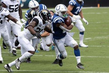 Indianapolis Colts vs Jacksonville Jaguars