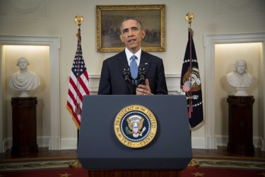 President Obama Announces Plans to Normalise Diplomatic Relations with Cuba in Washington, D.C.